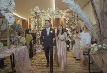 Wedding Allysha & Rachman by UK International Jakarta