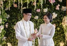 Jeremy Meraldy & Aini Wedding by Rama Dauhan Design Studio