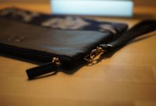 LEATHER POUCH - EKA AND ERMA WEDDING by Tjenda Gift