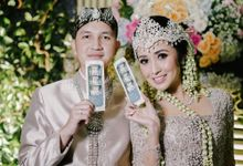 Manda & Irfan Wedding by Akuwedding