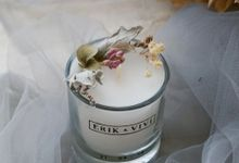 Votive Candles |  Arrangement Style by Kaminari
