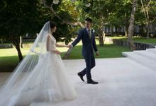 Romance  by Sisi Wedding Consultant