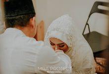 Novan dan Dini Wedding by MRA PROJECT