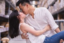 Pre Wedding Photography (Marcus & Cres) by TLGraphy