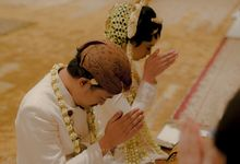 Javanese Wedding by Top Fusion Wedding