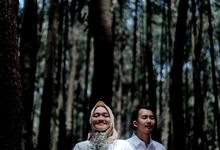 prewedding yuni & tomi by Light Kirana Photowork