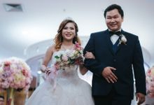 Wedding Reception of Ricky & Dessy by GoFotoVideo