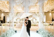 Ayana Midplaza - Timothy & Vanessa by Maestro Wedding Organizer