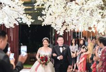 Williyanto and Laura : A Wedding in Jakarta by Fernand Chrisgerald