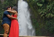 Prewedding Eliazer & Kartika by dsv videographer
