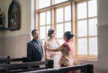 Holy Matrimony Angel & Pradez by Peh Potret