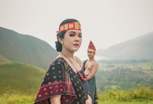 Prewed Batak by tobature lake toba photography