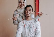 Pre-wedding Herri + Ike by Must a Fire
