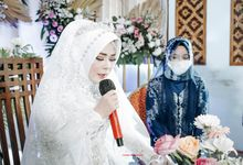 The Intimate Wedding Of Sandy & Bara by Armadani Organizer