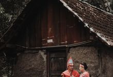 Prewed Batak Danau Toba by tobature lake toba photography