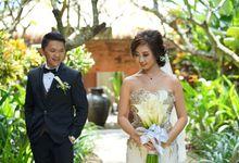Highlight Wedding day Willy & Feliana by dsv videographer