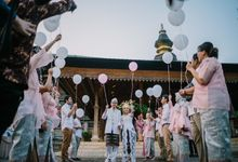 NURINDAH & MIRZA WEDDING - MUSEUM INDONESIA TMII by Get Her Ring