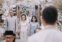 Savira & Garry by Simple Wedding Organizer