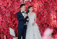 Intimate Wedding Luncheon of Edo & Deasy by Milieu Space