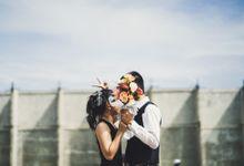 Prewedding of Irwin & Septin by Vivre Pictures