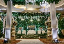 The Ritz Carlton Grand Ballroom 2018 01 21 by White Pearl Decoration