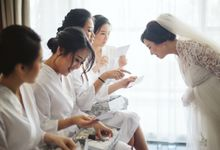 Stervan and Hannah Wedding at Sofitel Nusa Dua by Vilia Wedding Planner