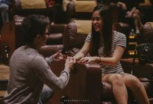 Yogi & Deborah Surprise Proposal by Sincera Story