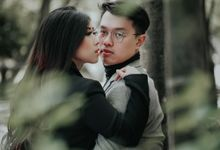 Japan Prewedding of Vincent & Jovia by Memoira Studio