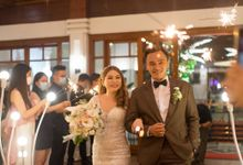 Robbyn & Jessica Wedding Reception by Golf Graha Famili
