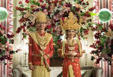 Wedding of Yanda & Arif by Minity Catering
