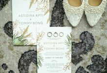The Wedding of Astidira & Tommy by Bondan Photoworks