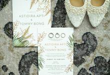 The Wedding of Astidira & Tommy by Bondan Photoworks