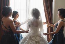 Hanna & Julius Wedding by Monokkrom