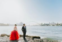 Sydney Pre-wedding of Steven and Linda by Ceraco