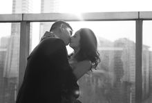 Prewedding Andrew & Debby by Monchichi