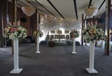 The Wedding of Natanael & Faviola by Chakra Venue