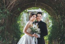 Prewedding of David & Eggy by GoFotoVideo