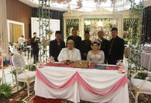 WEDDING OF DEWI & DIMAS by Grand Soll Marina Hotel