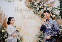 The Engagement Of Hajeng & Wisnu by Armadani Organizer