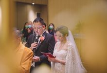 The Wedding of Ebel & Clara by UK International Jakarta