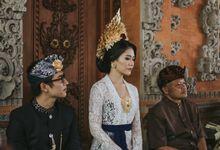 Wira and Dian Ngidih Ceremony by Lentera Wedding