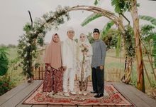 Blessing Ceremony of Ana and Agus by Stylized by Atalya