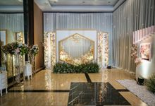 THE WEDDING OF S & E by GLORIOSA DECORATION