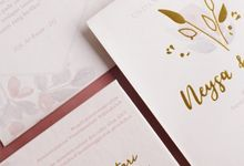Nesya & Yusuf Wedding Invitation by Gifu Invitation & Souvenir