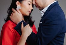 Welly & Censi Prewedding Indoor by Warna Project