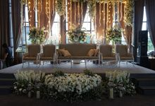 The Wedding of Amanda & Rizky by Chakra Venue