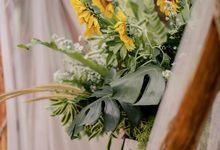 Wedding Day Firshla anf Fauzi by Bocahirenk Studio