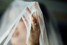 The Wedding of Oscar & Olive by williamsaputra