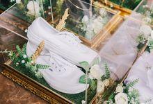 The Wedding of Nungky & Ella by PENNA STUDIO