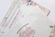 Rista And Arda by Krisan Invitations